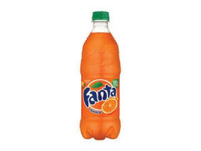 Fanta Soda Image