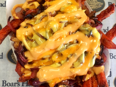 """""""Zu Zu"""" Fries Image"""