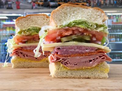 Cold Classic Sandwiches