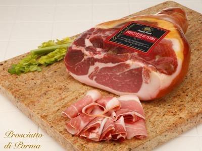 BYO Prosciutto Di Parma Sandwich - Hot Image