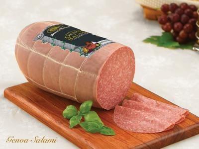 BYO Salami Sandwich - Hot Image