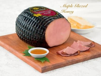 BYO Ham Sandwich - Hot Image