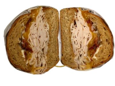 Smoked Turkey Gouda - Hot Image
