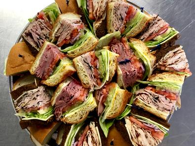 Mixed Sandwich Platter Image