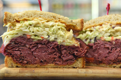 New York Reuben - Hot Image
