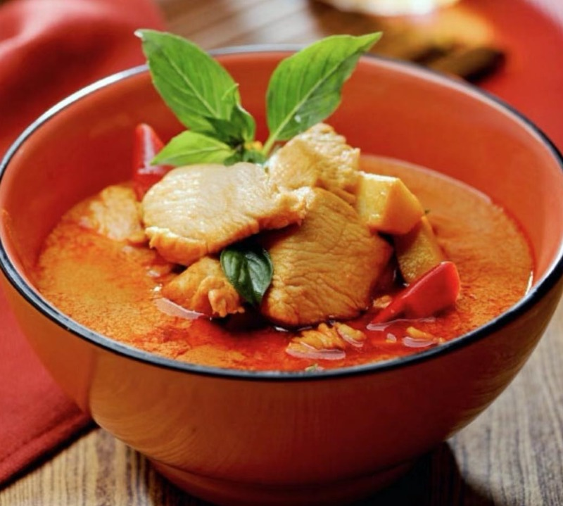 Thai Red Curry Image