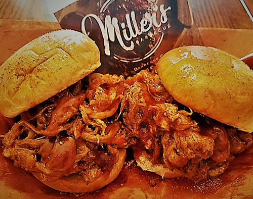 Pulled Chicken Image