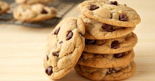 Homemade Chocolate Chip Cookies Image