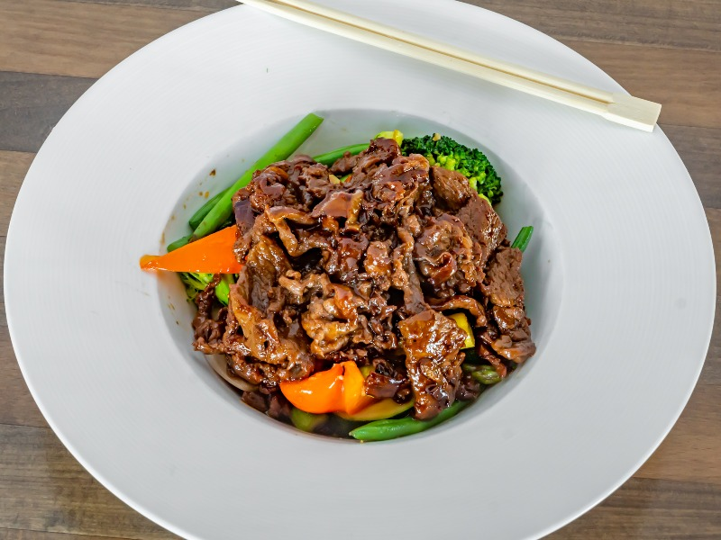 Kobe Style Beef Image