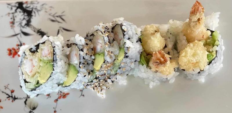 Shrimp Tempura Roll Image