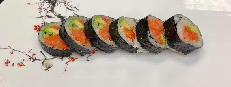 Spicy Salmon Roll Image