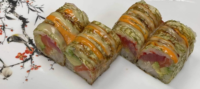 White Tiger Roll Image