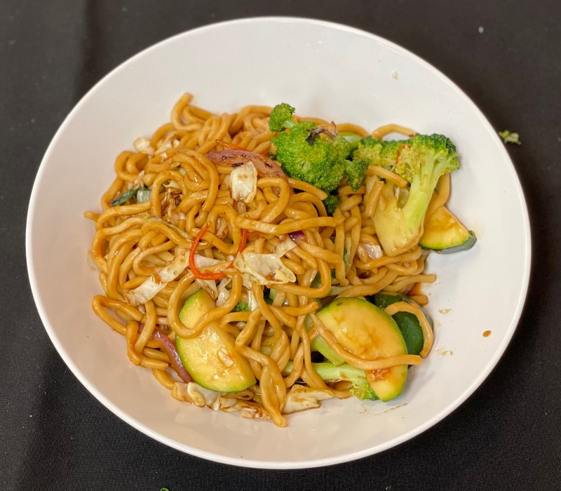 Vegetable Lo Mein Image