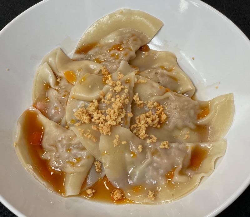 Szechuan Dumpling Image