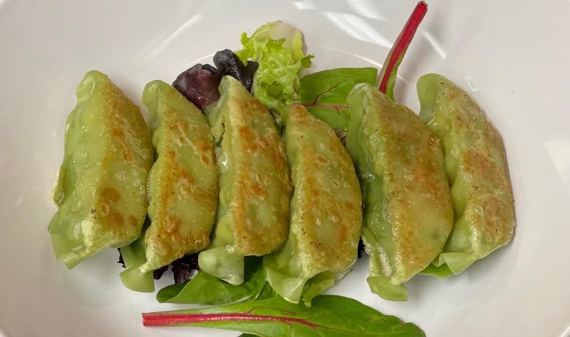 Vegetable Gyoza Image