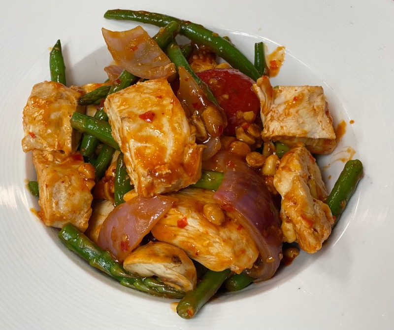 Spicy Kung Pao Image