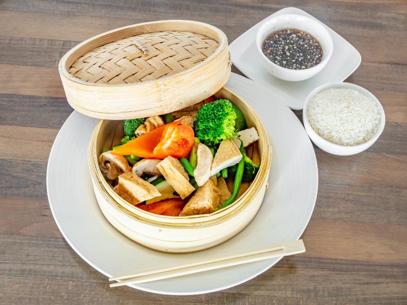 Bamboo Steamer Image