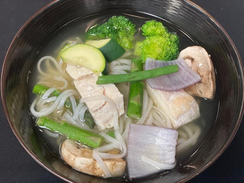 Rice Noodle Soup Image