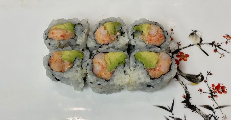 Lobster Salad & Avocado Roll Image