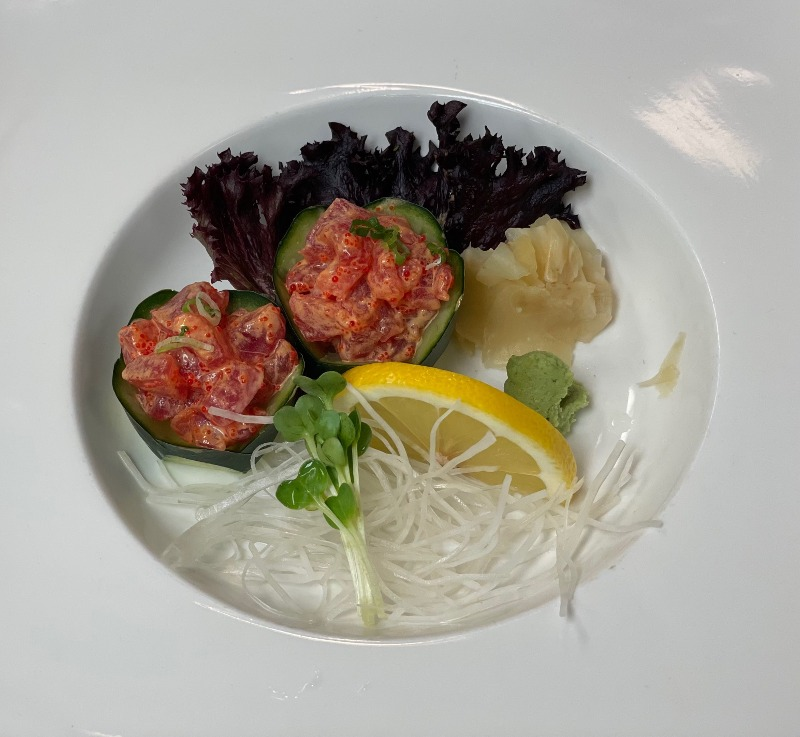 Spicy Scallop
