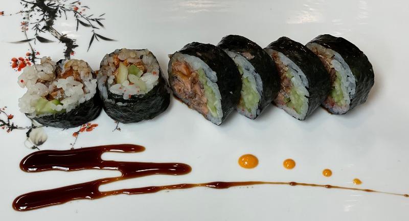 Salmon Skin Roll Image
