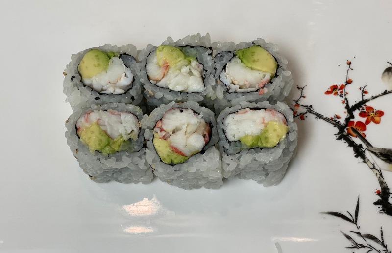 King Crab & Avocado Roll Image