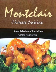 Montclair Chinese Cuisine - Dumfries