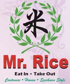 New Mr Rice - Rahway
