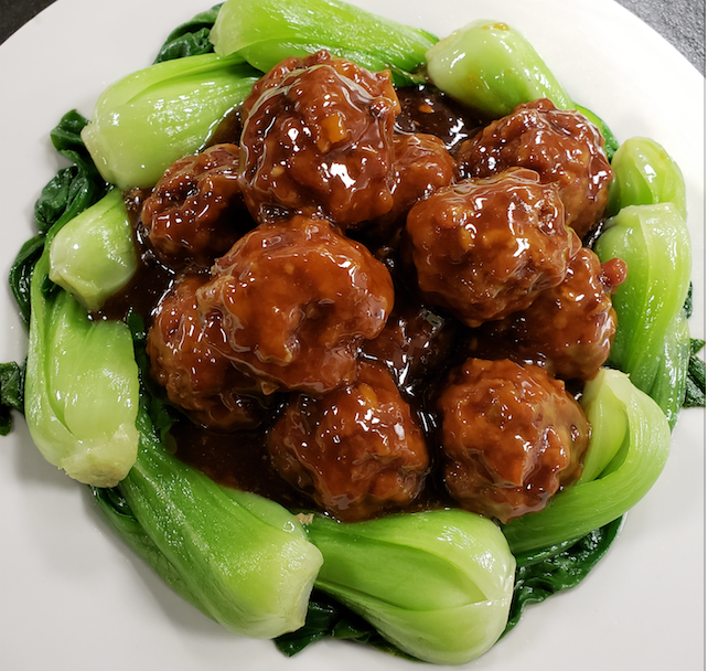 62. Meatballs in Soybean Sauce Image