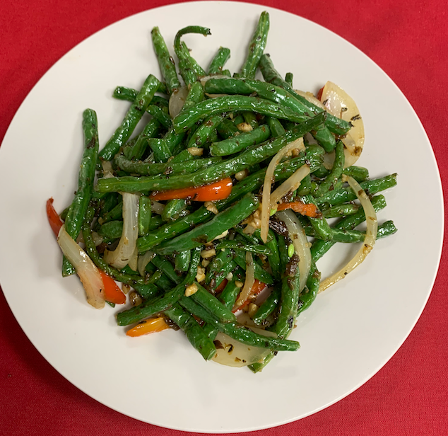 140. Spicy String Bean Image
