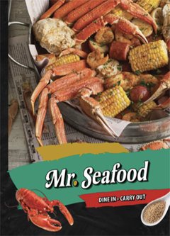 Mr Seafood - Madison