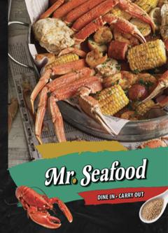 Mr Seafood - Madison
