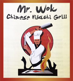 Mr Wok Chinese Hibachi Grill - Clinton