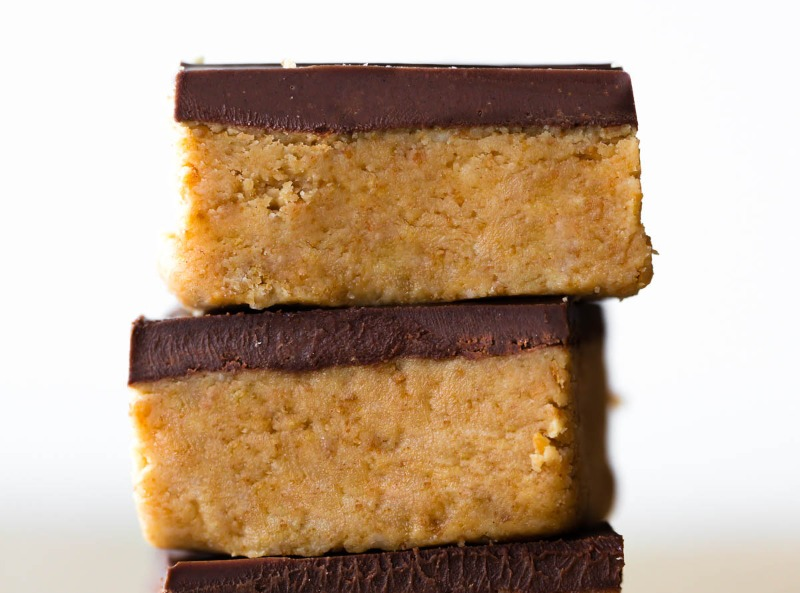 Peanut Butter Bar Image
