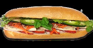 Banh Mi Sandwich *