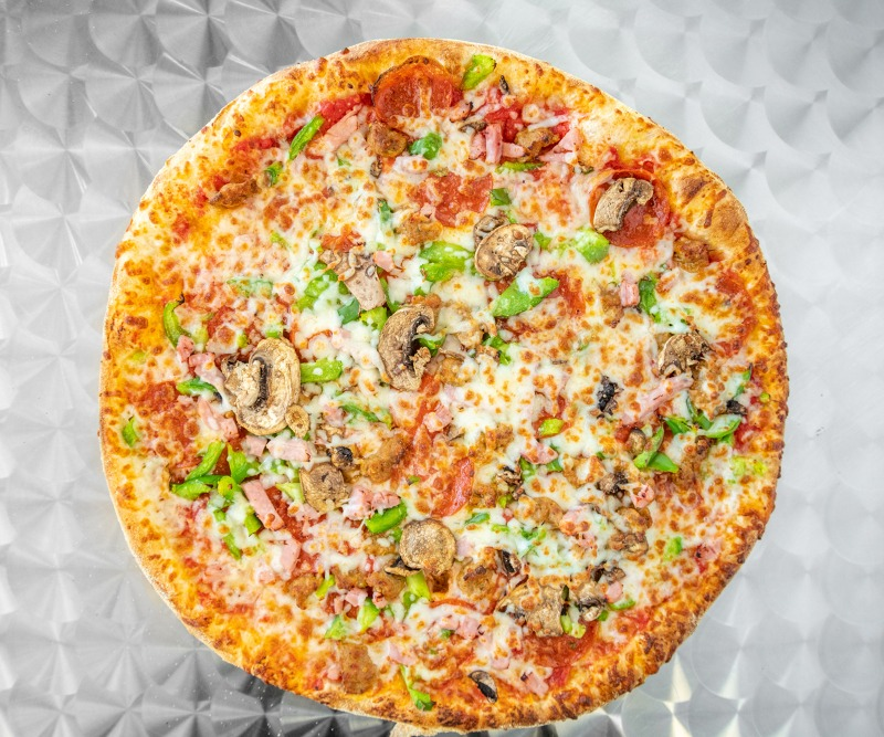House Pizza Image