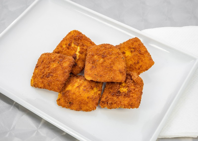 Breaded Cheese Ravioli Image