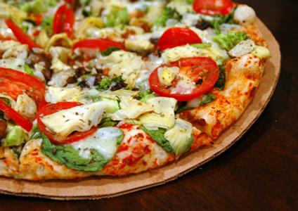 Veggie Pizza Image