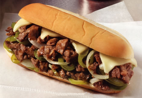 Philly Cheesesteak Image