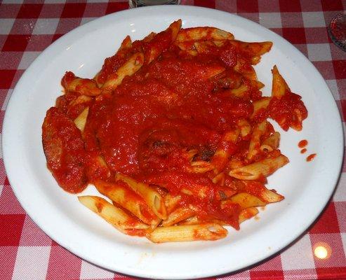 Italian Pasta Image