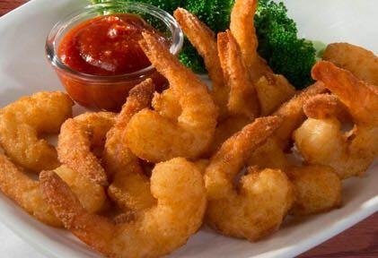 S17. Fried Breaded Shrimp 面包虾 Image