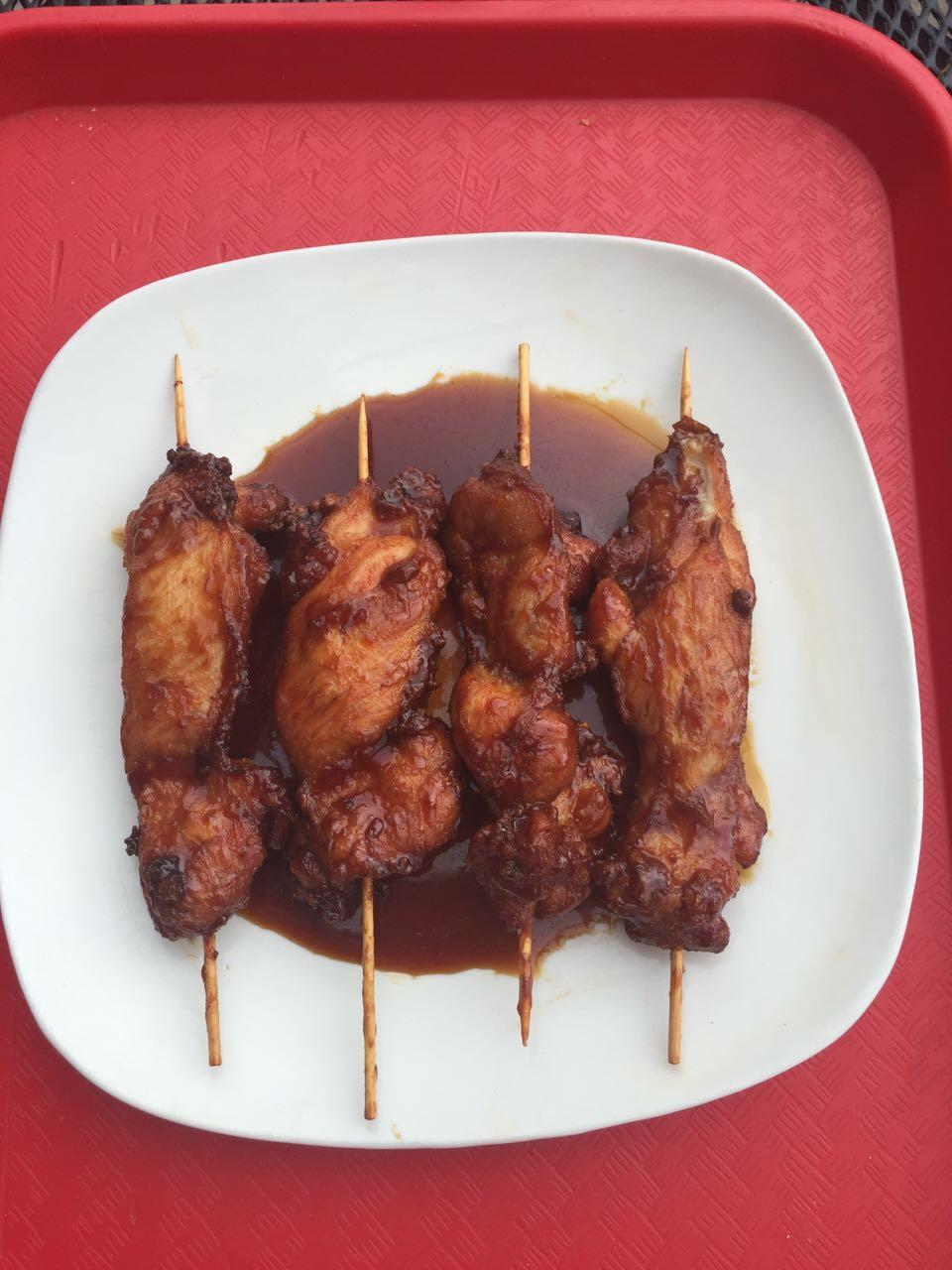 S15. Chicken Skewer (4) 鸡串 Image
