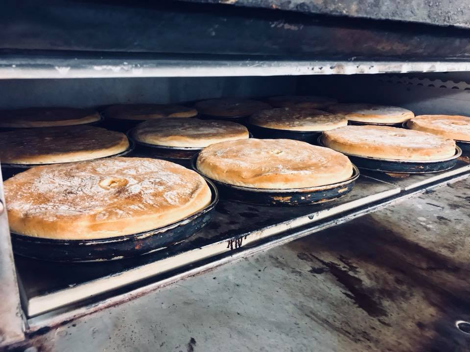 Spinach & Meat Pies