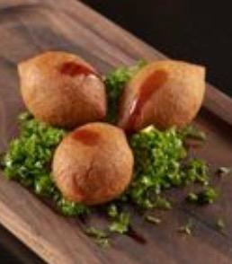Fried Kibbeh ( 3 Piece) Image