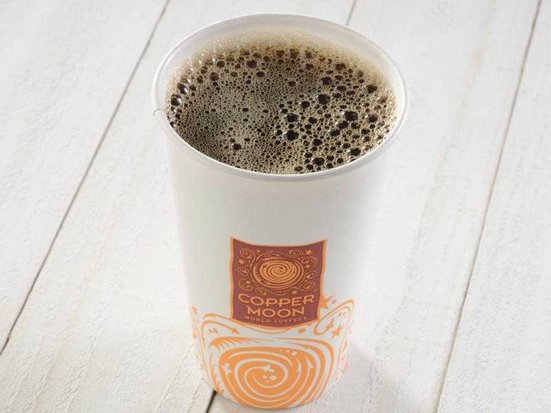 Fresh Brewed Coppermoon Coffee Image