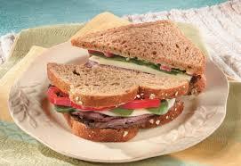Roast Beef & Cheddar Sandwich Image