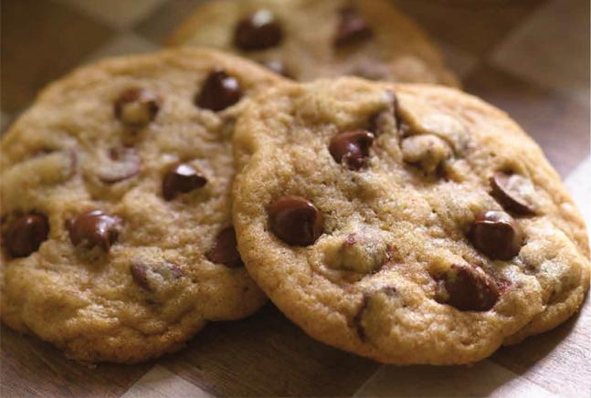 Fresh Baked Cookies Image