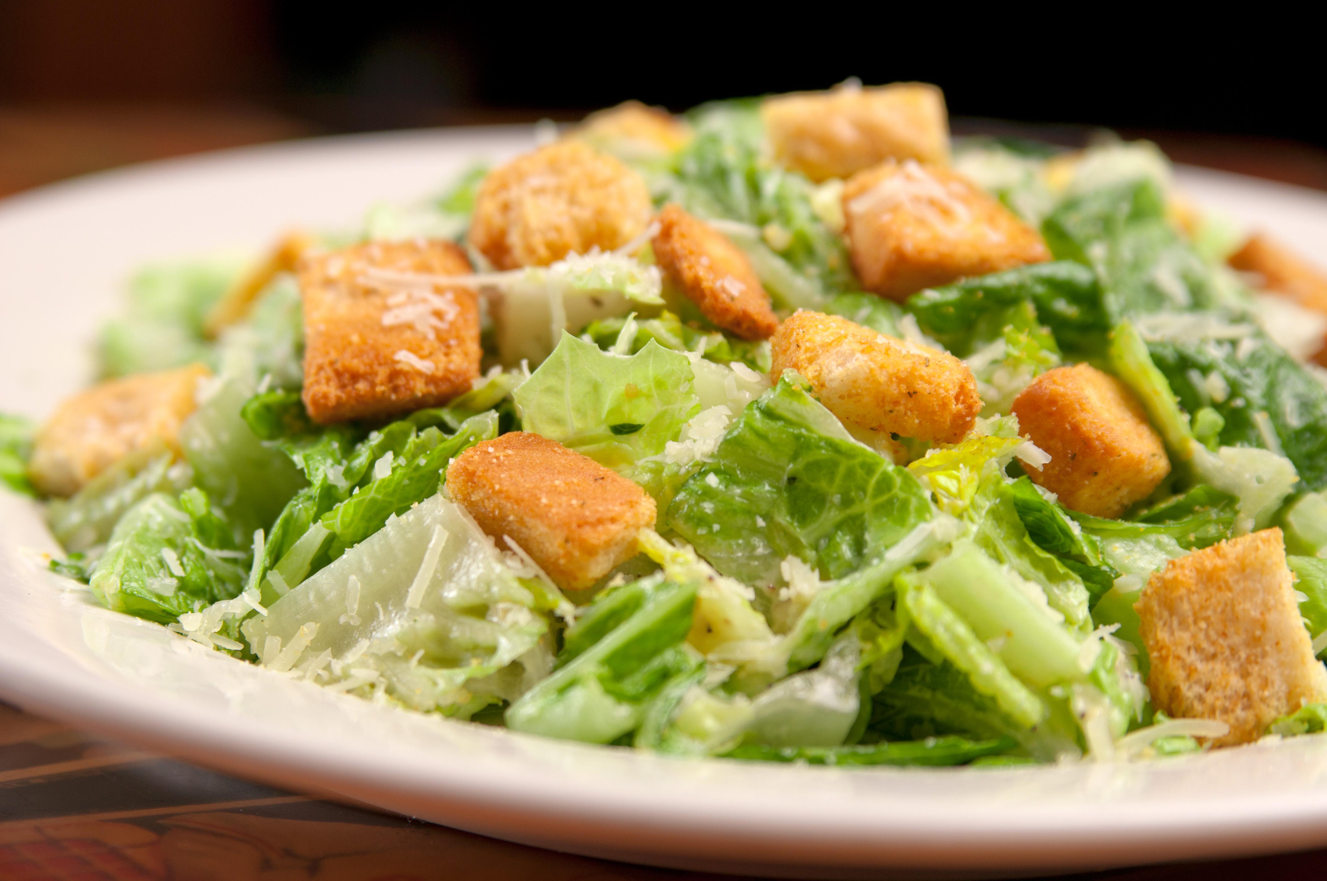 Side Caesar Salad Bowl Image