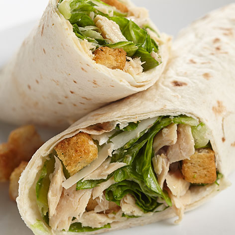 Chicken Caesar Wrap Image