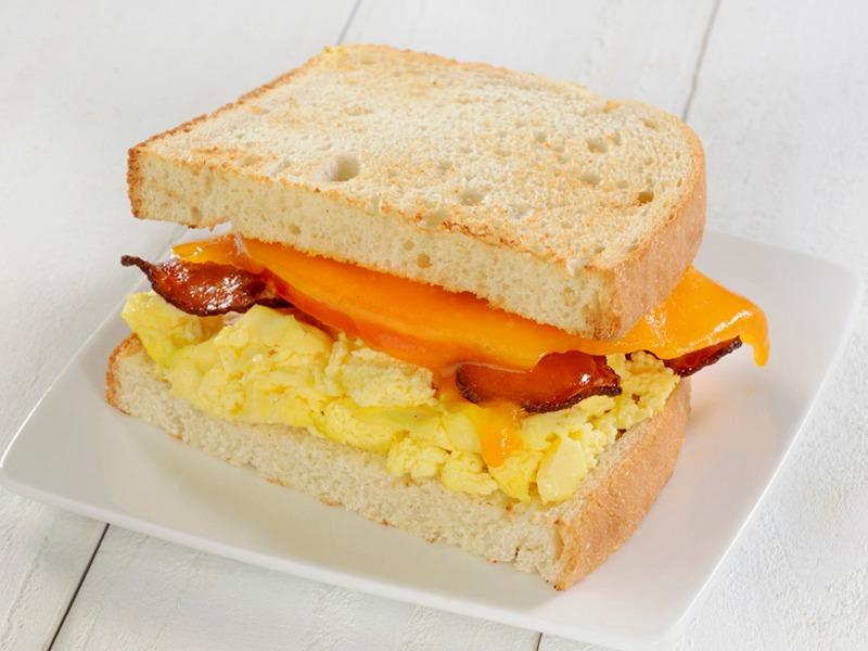 Breakfast Panini